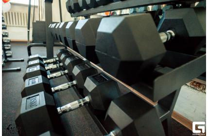 инвентарь для фитнес клуба