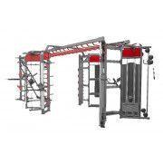 360H Рама DHZ для функциональных тренировок. Габарит 6800x3500x2560