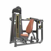 E-1084 Жим от груди и плеч Chest & Shoulder Press .Стек 110 кг.