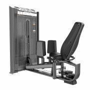 E-7021A KURTSYN PROJECT СведениеРазведение ног сидя (AdductorAbductor). Стек 95 кг.